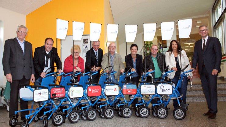 Mehr Mobilität im Papenburger Krankenhaus