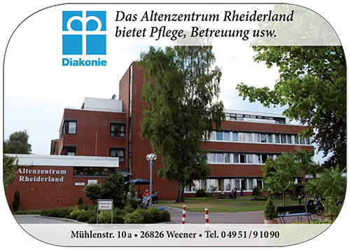 Altenzentrum Rheiderland