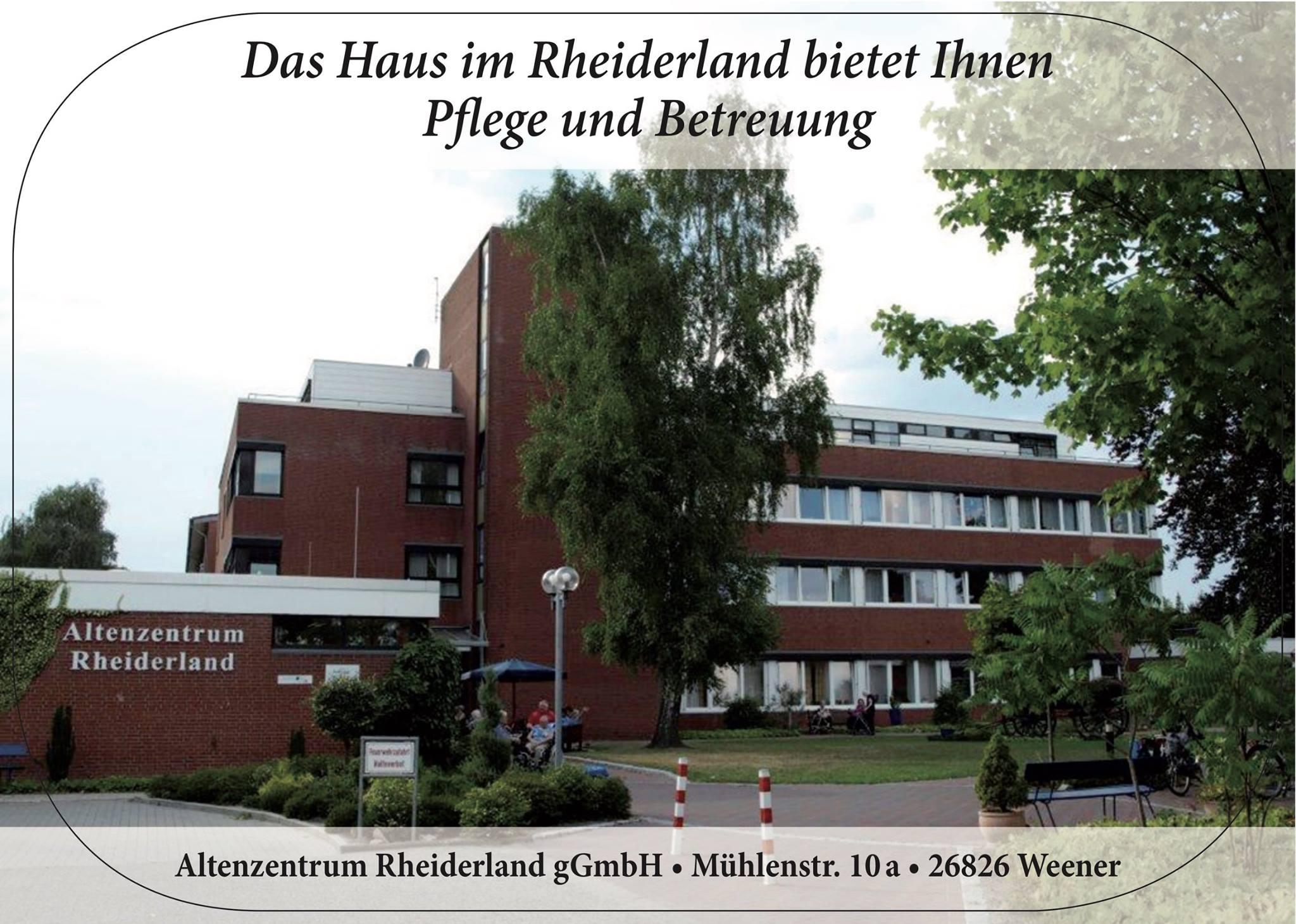 Weiterer Standort: Altenzentrum Rheiderland