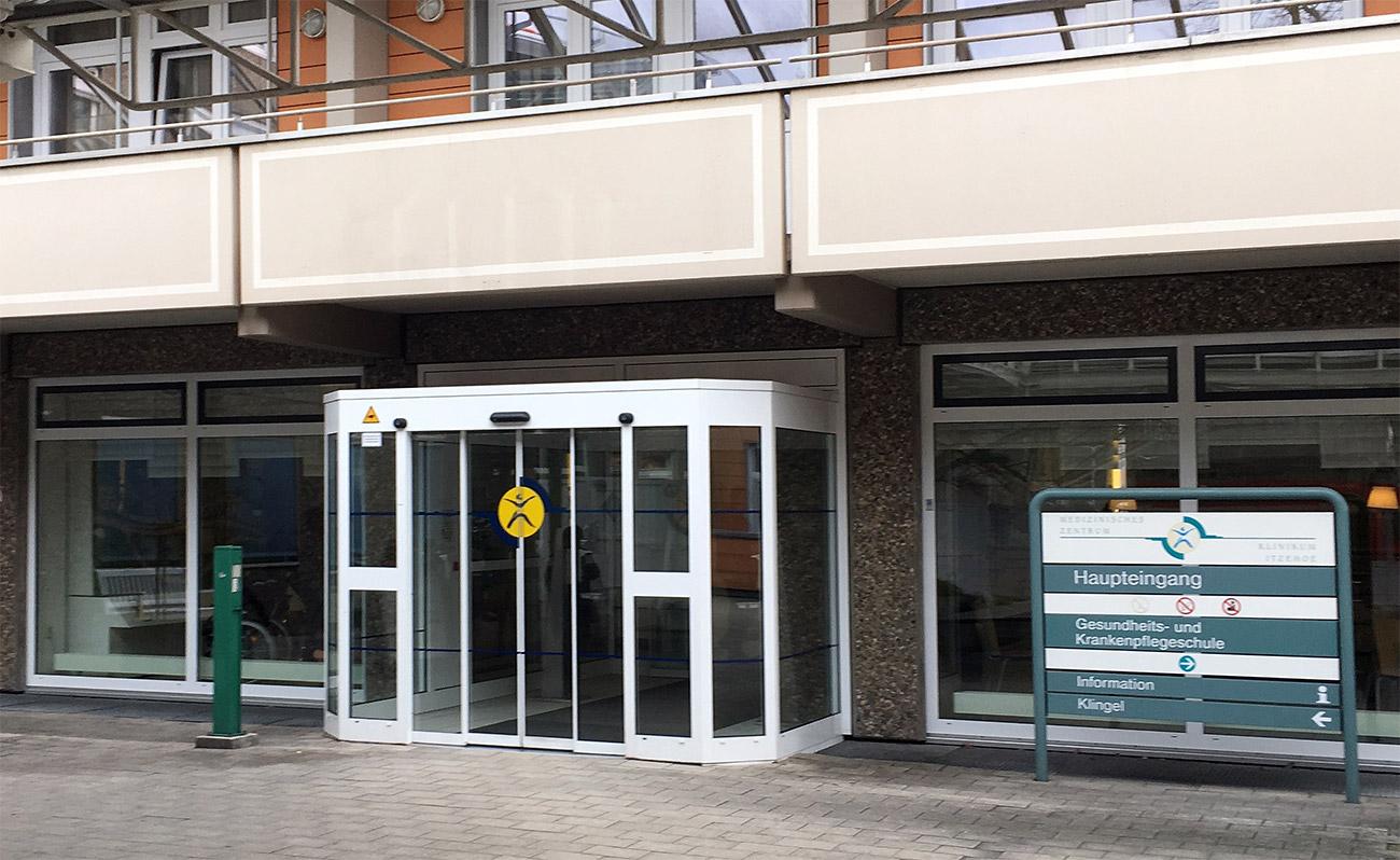 Klinikum Itzehoe | vita rotalis Transportstühle