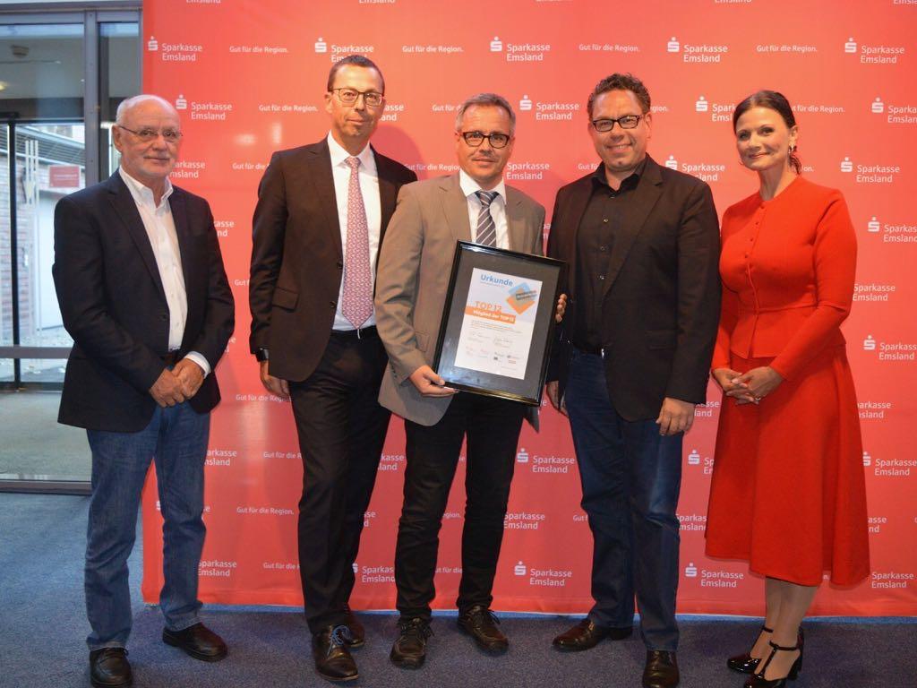 Gründerpreis Nordwest | vita rotalis Transportstühle