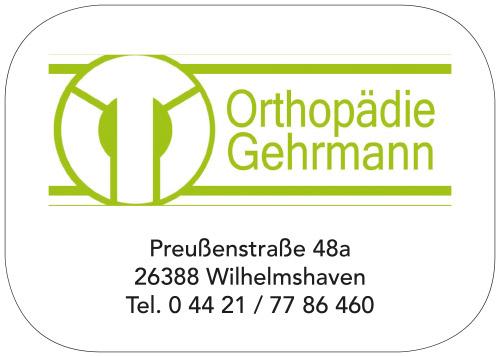 Orthopädie Gehrmann