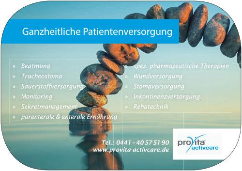 provita activcare® Nordwest GmbH Logo