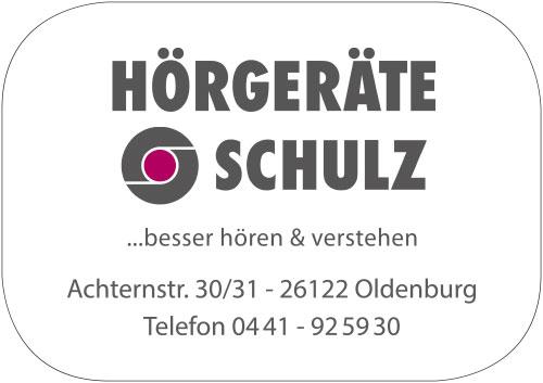 Hörgeräte Schulz Oldenburg Logo