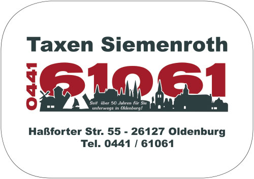 Taxen Siemenroth Oldenburg Logo